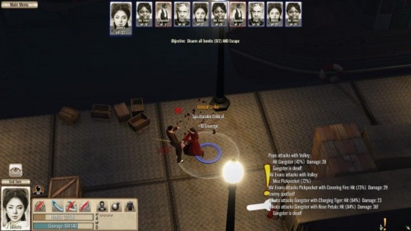 Screenshot 10 - Omerta - City of Gangsters: The Japanese Incentive