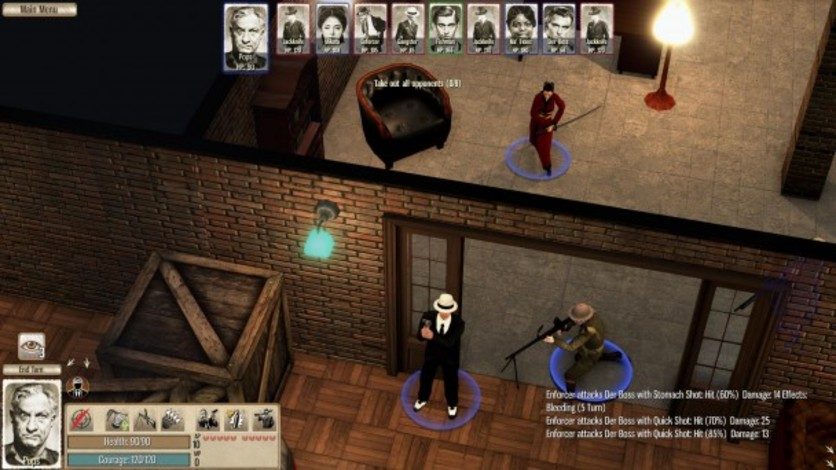 Screenshot 8 - Omerta - City of Gangsters: The Japanese Incentive