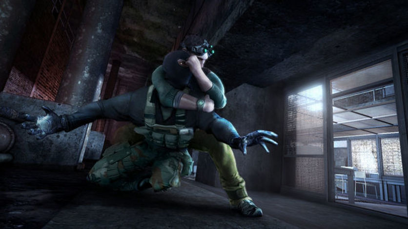 Screenshot 2 - Tom Clancy's Splinter Cell: Conviction