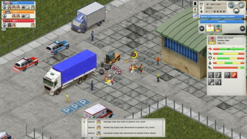 Screenshot 1 - Rescue Simulator 2014