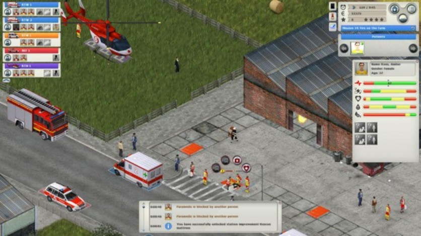 Screenshot 5 - Rescue Simulator 2014