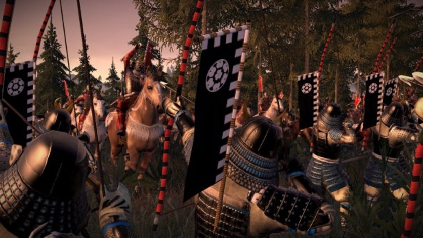 Screenshot 4 - Total War: Shogun 2 - Sengoku Jidai Unit Pack