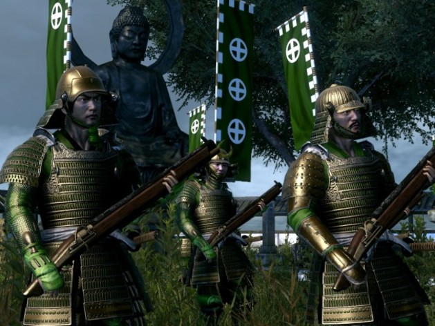 Screenshot 3 - Total War: Shogun 2 - Sengoku Jidai Unit Pack