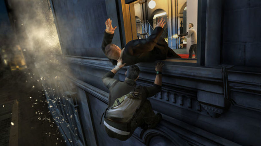 Screenshot 14 - Tom Clancy's Splinter Cell: Conviction Deluxe Edition
