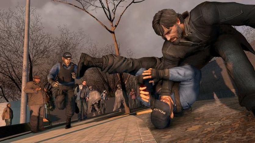 Screenshot 3 - Tom Clancy's Splinter Cell: Conviction Deluxe Edition