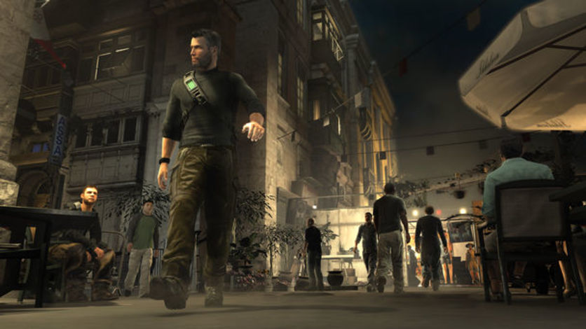 Screenshot 4 - Tom Clancy's Splinter Cell: Conviction Deluxe Edition