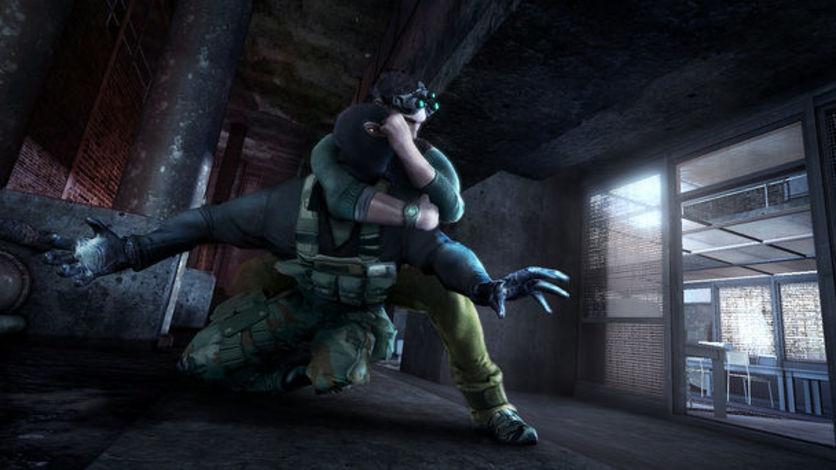 Screenshot 8 - Tom Clancy's Splinter Cell: Conviction Deluxe Edition