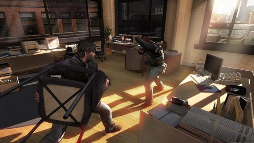 Screenshot 9 - Tom Clancy's Splinter Cell: Conviction Deluxe Edition