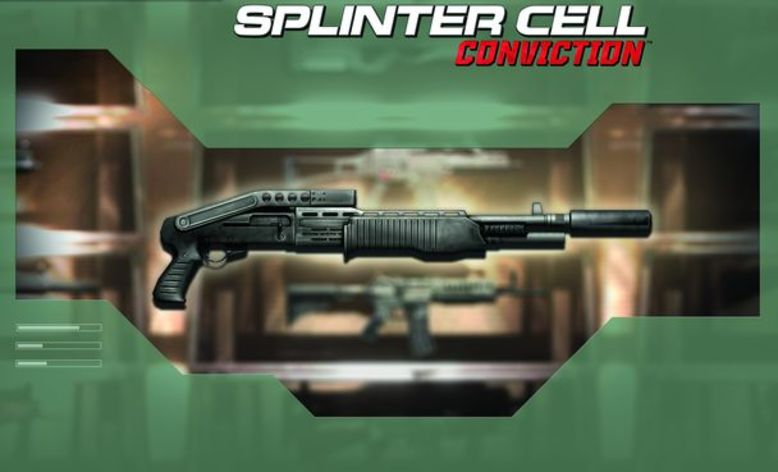 Screenshot 2 - Tom Clancy's Splinter Cell: Conviction Deluxe Edition