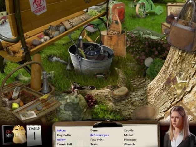 Screenshot 2 - Criminal Minds