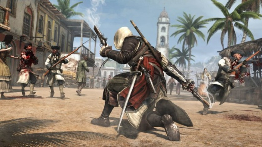 Screenshot 6 - Assassin's Creed IV: Black Flag - MP Character Pack: Blackbeard's Wrath