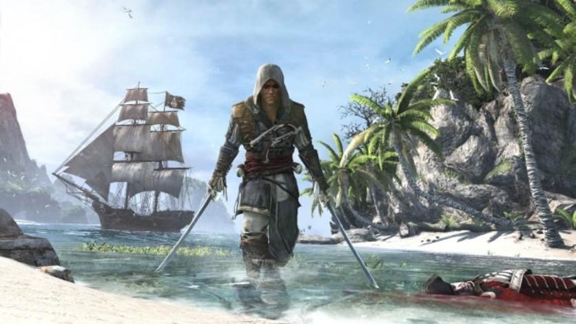 Screenshot 3 - Assassin's Creed IV: Black Flag - MP Character Pack: Blackbeard's Wrath
