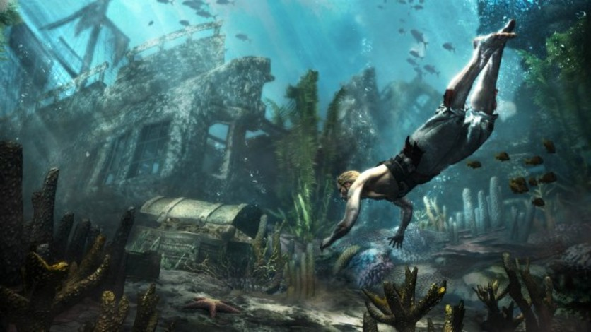 Screenshot 7 - Assassin's Creed IV: Black Flag - MP Character Pack: Blackbeard's Wrath