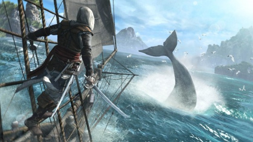 Screenshot 1 - Assassin's Creed IV: Black Flag - MP Character Pack: Blackbeard's Wrath