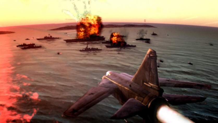 Screenshot 7 - Top Gun Hard Lock