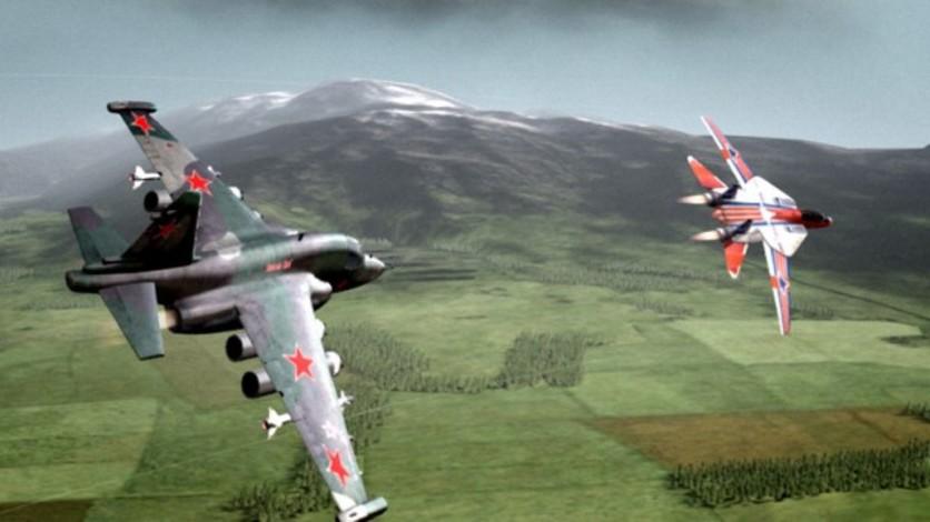 Screenshot 3 - Top Gun Hard Lock