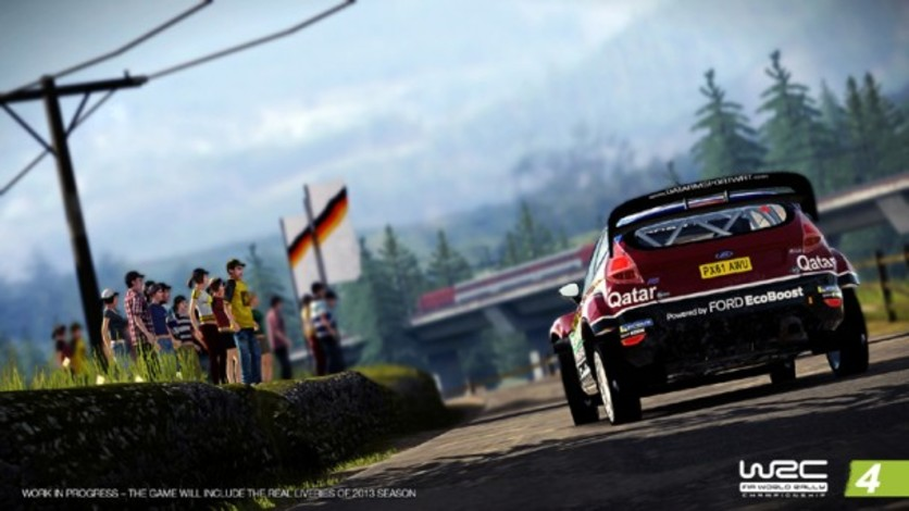 Screenshot 9 - WRC 4 - FIA World Rally Championship