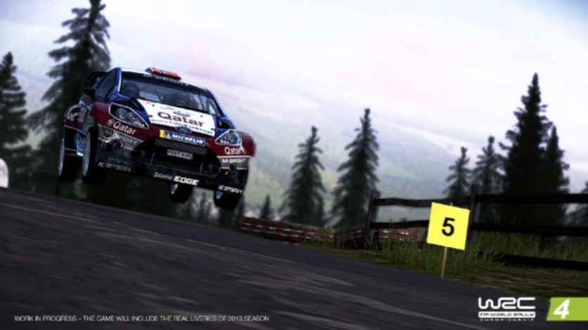 Screenshot 12 - WRC 4 - FIA World Rally Championship