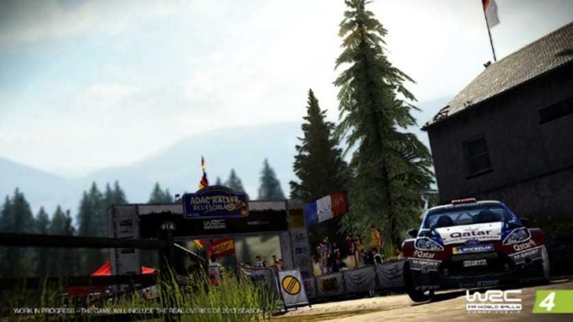 Screenshot 8 - WRC 4 - FIA World Rally Championship
