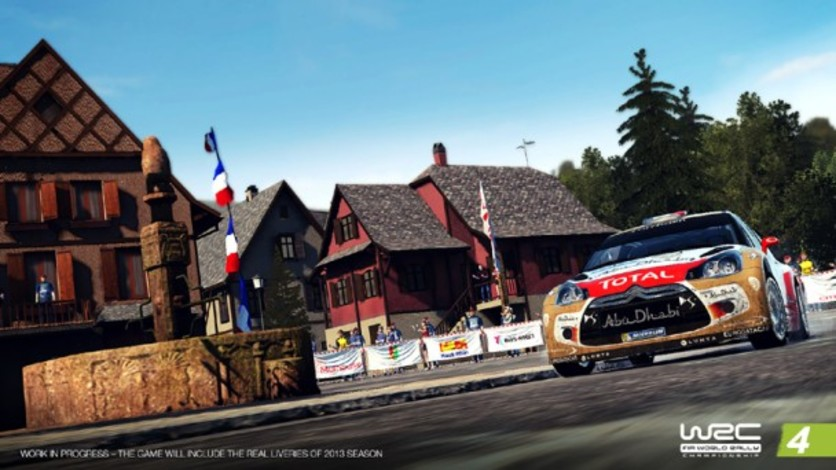 Screenshot 5 - WRC 4 - FIA World Rally Championship
