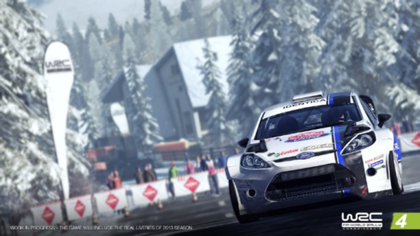 Screenshot 7 - WRC 4 - FIA World Rally Championship