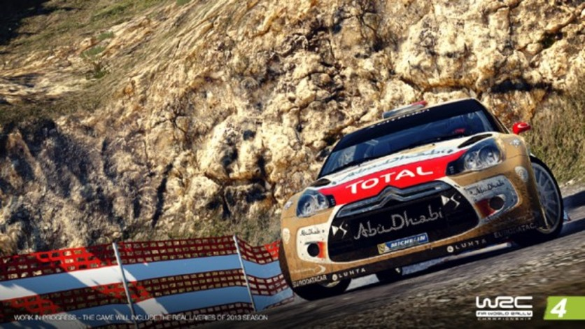 Screenshot 4 - WRC 4 - FIA World Rally Championship