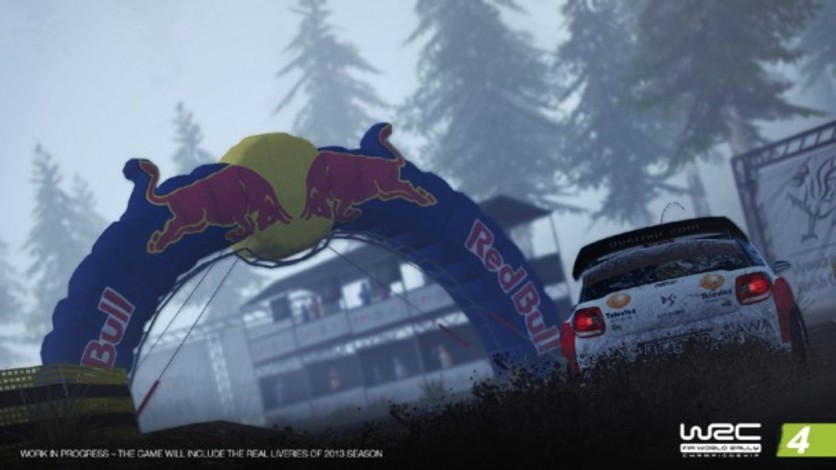 Screenshot 3 - WRC 4 - FIA World Rally Championship