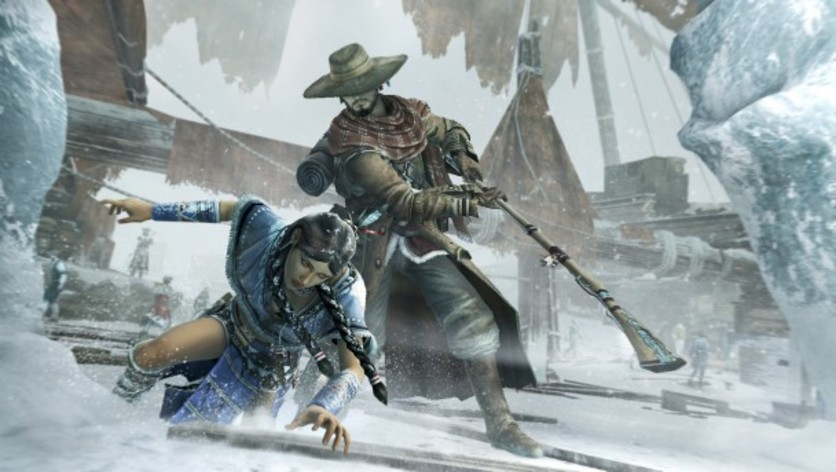 Screenshot 1 - Assassin's Creed III - Season Pass