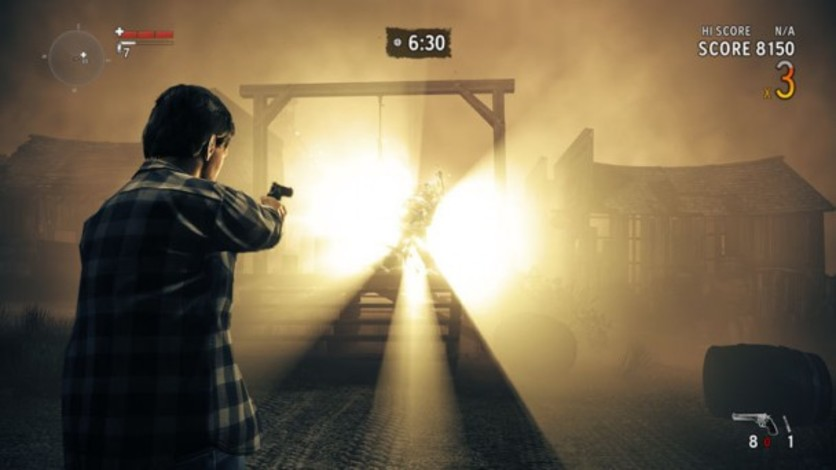 Screenshot 6 - Alan Wake's American Nightmare