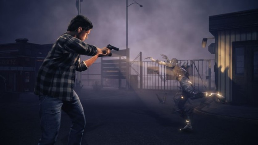 Screenshot 3 - Alan Wake's American Nightmare