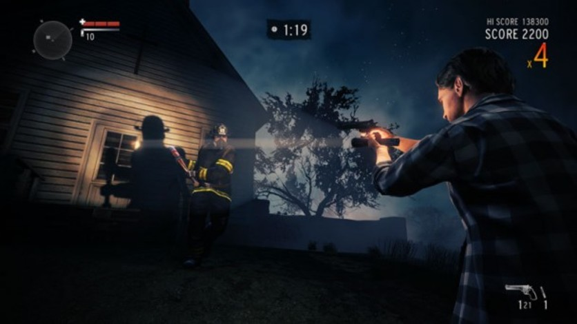 Screenshot 5 - Alan Wake's American Nightmare