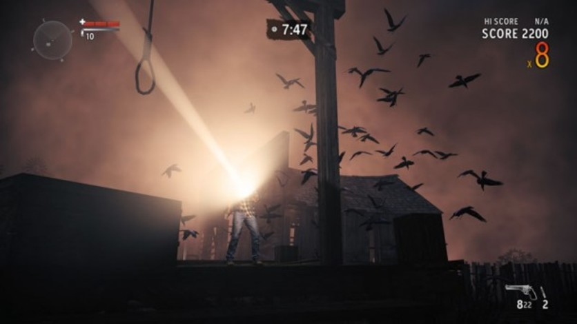 Screenshot 4 - Alan Wake's American Nightmare