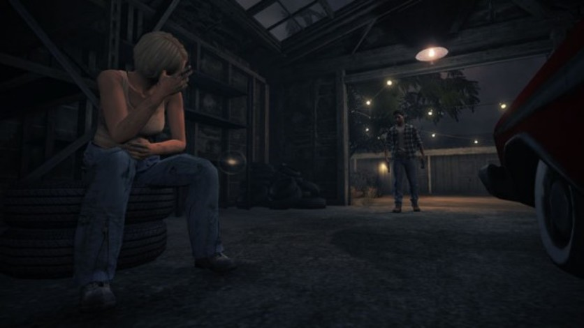 Screenshot 2 - Alan Wake's American Nightmare