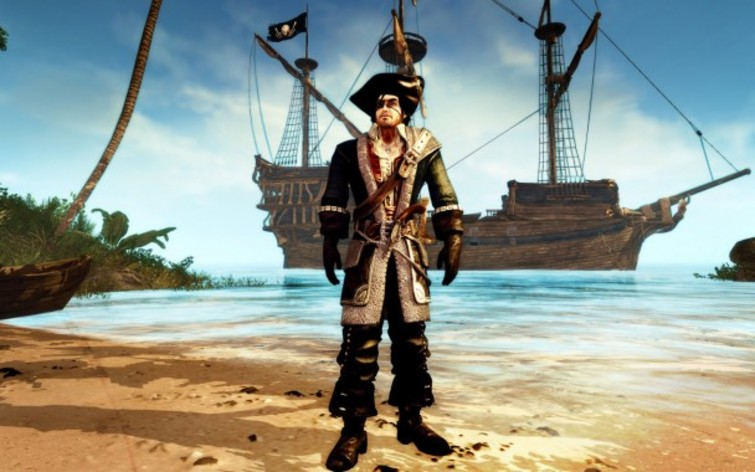 Screenshot 1 - Risen 2: Dark Waters - A Pirate's Clothes