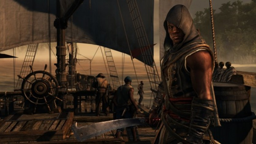 Screenshot 7 - Assassin's Creed IV: Black Flag - Freedom Cry (DLC)