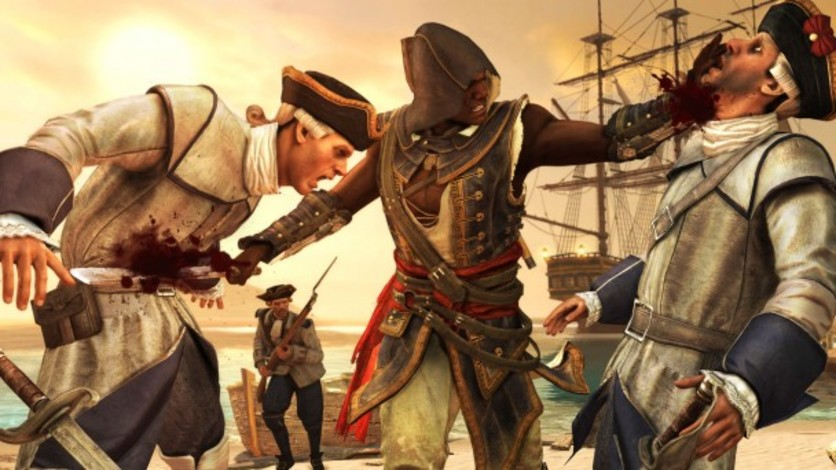 Screenshot 3 - Assassin's Creed IV: Black Flag - Freedom Cry (DLC)