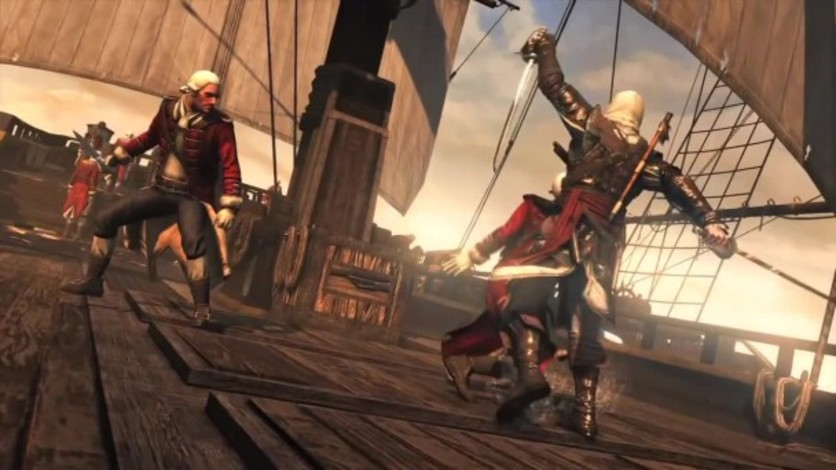 Screenshot 5 - Assassin's Creed IV: Black Flag - Freedom Cry (DLC)