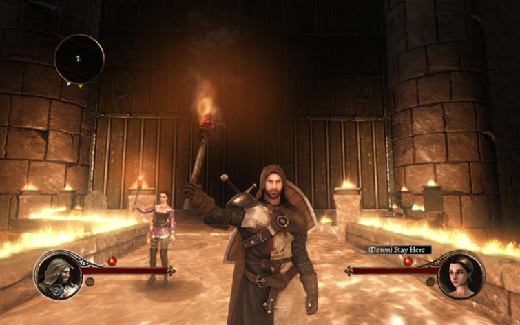 Screenshot 10 - The First Templar