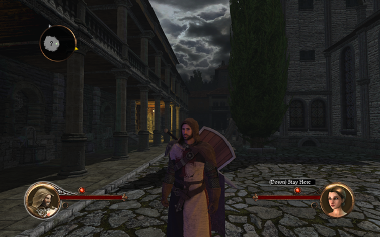 Screenshot 3 - The First Templar