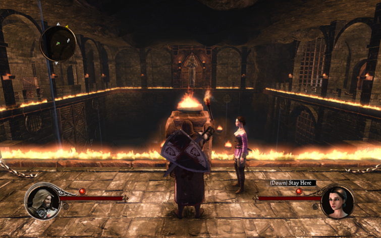 Screenshot 4 - The First Templar