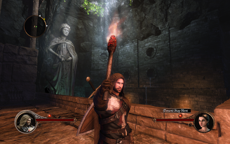 Screenshot 11 - The First Templar