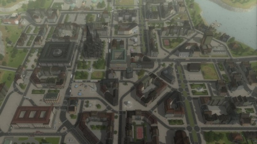 Screenshot 5 - Cities in Motion: Ulm City