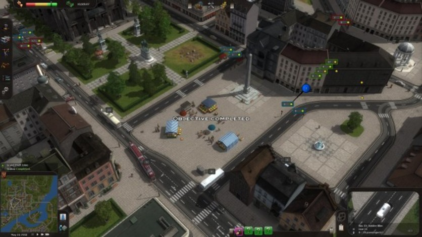 Screenshot 4 - Cities in Motion: Ulm City