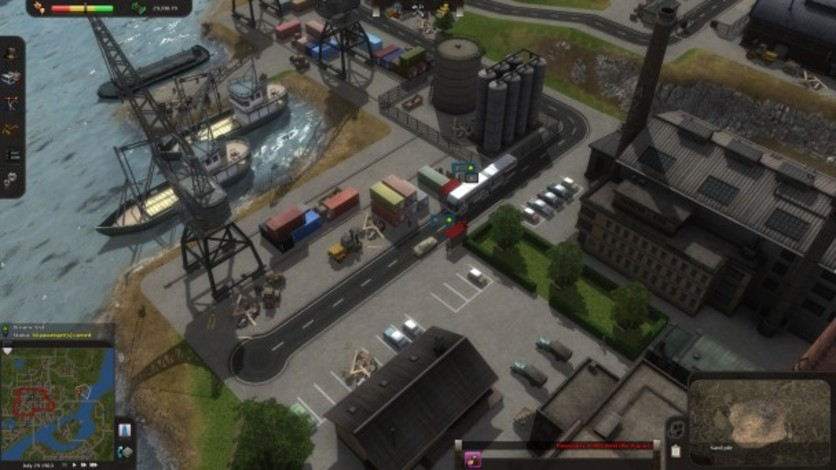 Screenshot 6 - Cities in Motion: Ulm City