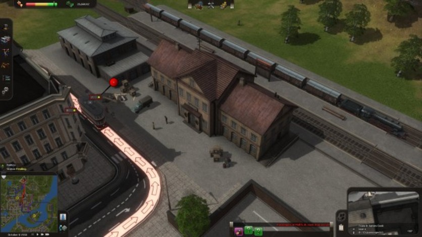 Screenshot 1 - Cities in Motion: Ulm City