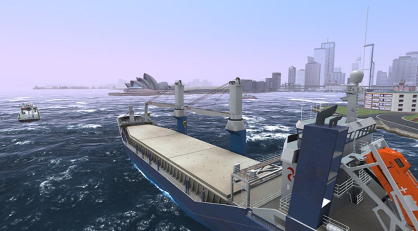 Screenshot 3 - Ship Simulator Extremes