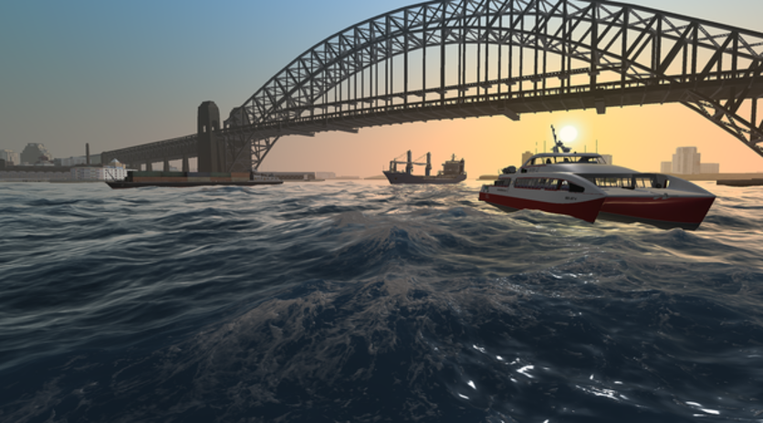 Screenshot 4 - Ship Simulator Extremes