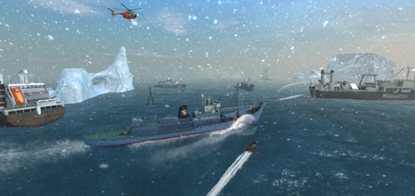 Screenshot 5 - Ship Simulator Extremes