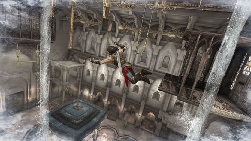 Screenshot 3 - Prince of Persia: The Forgotten Sands Collectors Edition