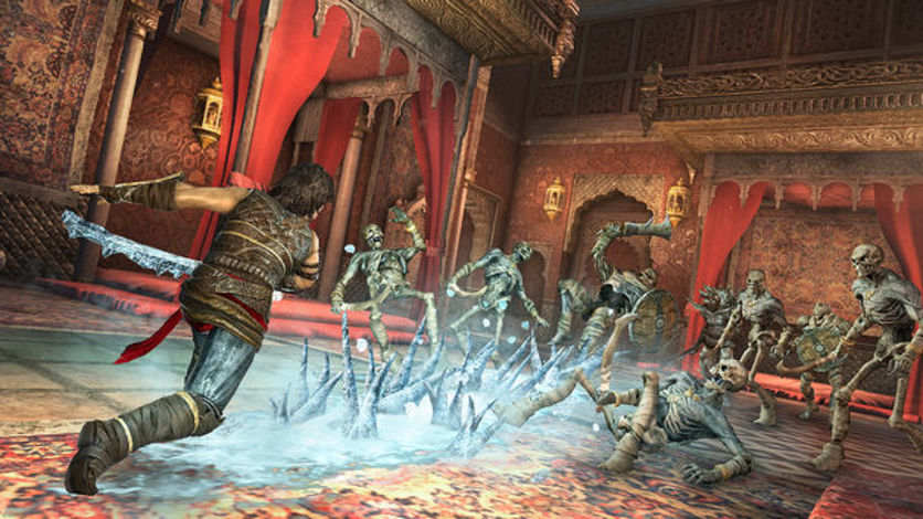Screenshot 4 - Prince of Persia: The Forgotten Sands Collectors Edition